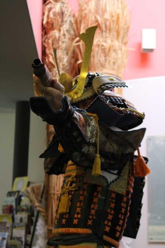 設楽原歴史資料館の戦国武将コスプレが楽しすぎる!!新城市のカップルデートスポットか![画像あり] (9)