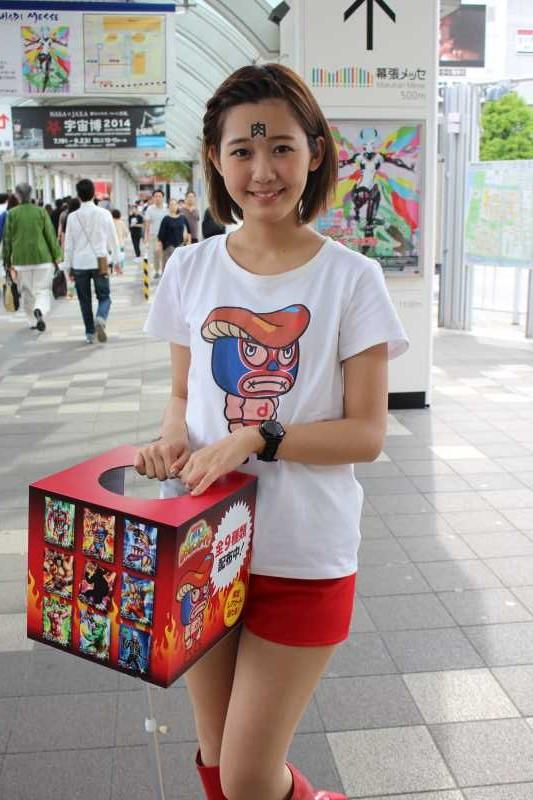 来場者数が25万人を越えた東京ゲームショウ2014に弾丸で行ってみた