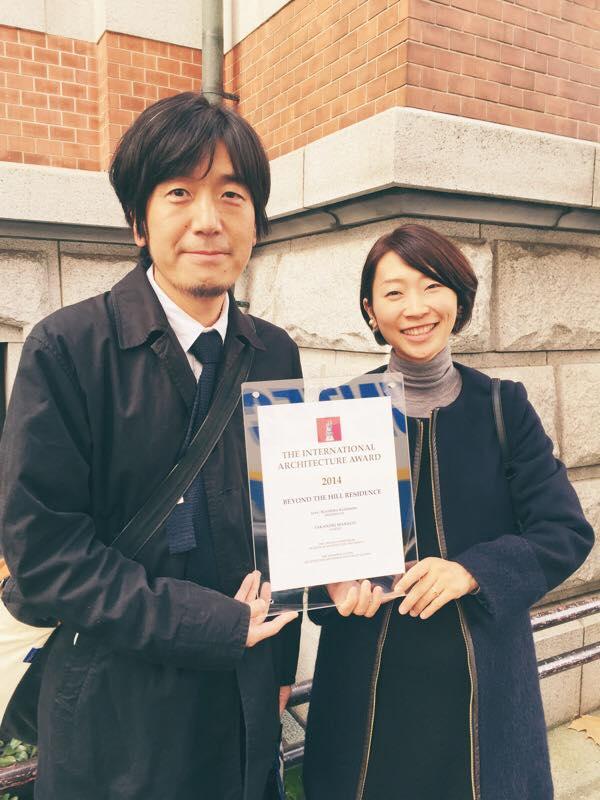 砂子貴紀家「Casaさかのうえ」が建築作品としてトリプル受賞! (2)