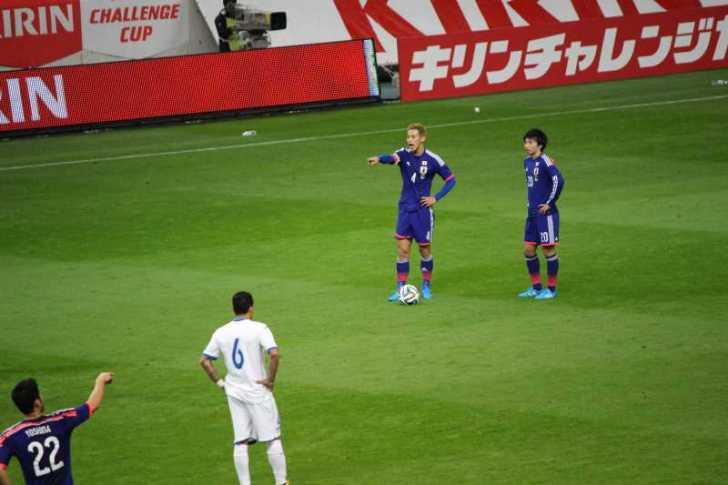 サッカー日本代表ホンジュラス生観戦と本田圭佑が語るビジネス論 (12)