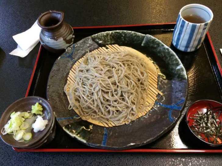 長野県松本から行けるそば屋「水舎」がおすすめ!食べログベストレストラン2010 (2)