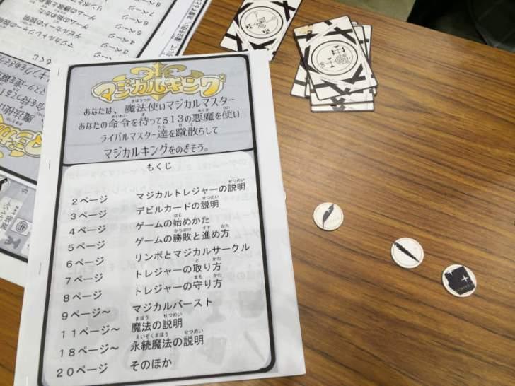 ゲームマーケット:マジカルキング (1)
