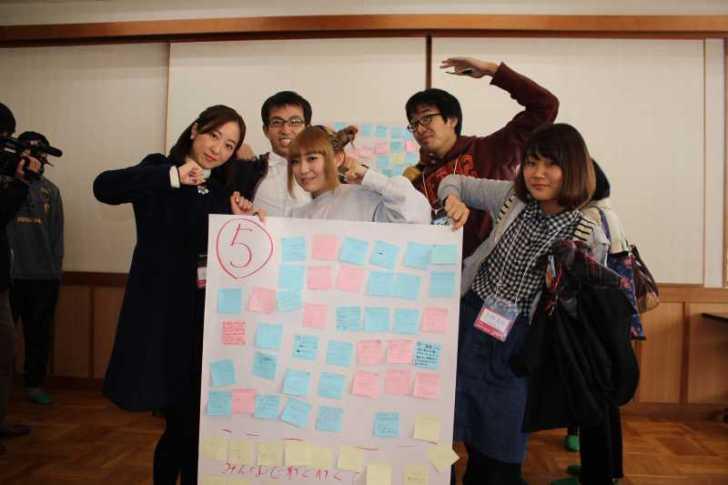 小布施若者会議2014で「新しい地方」についてオールナイトで議論してきた (17)