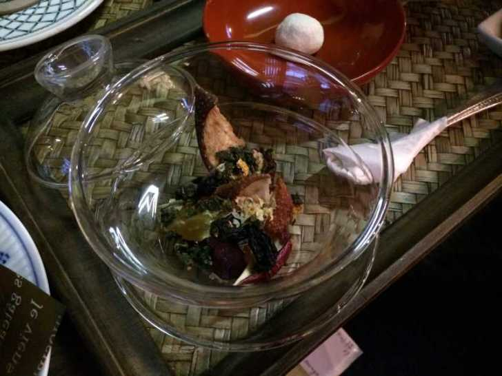 maruya(まるや)コーヒー、季節のタルト、ほうじ茶プリン、八宝茶 (9)