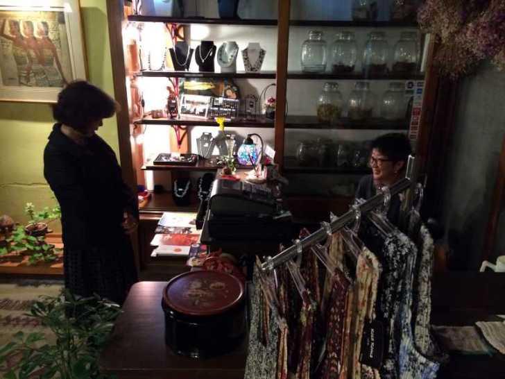 長野善光寺前の落ち着くカフェ「maruya(まるや)」がおすすめ!美人八宝茶やおしゃれ雑貨あり (5)