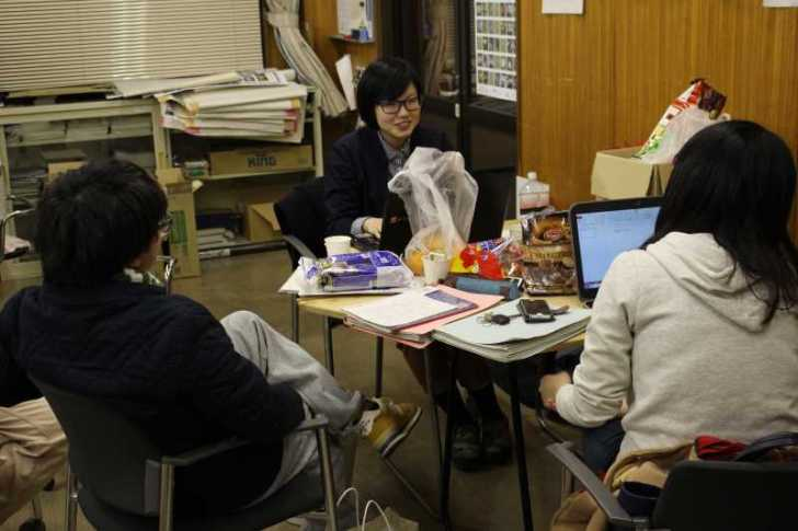 東愛知新聞2015年元旦の大ニュースは・・・新城市若者大臣のまちづくり所信表明