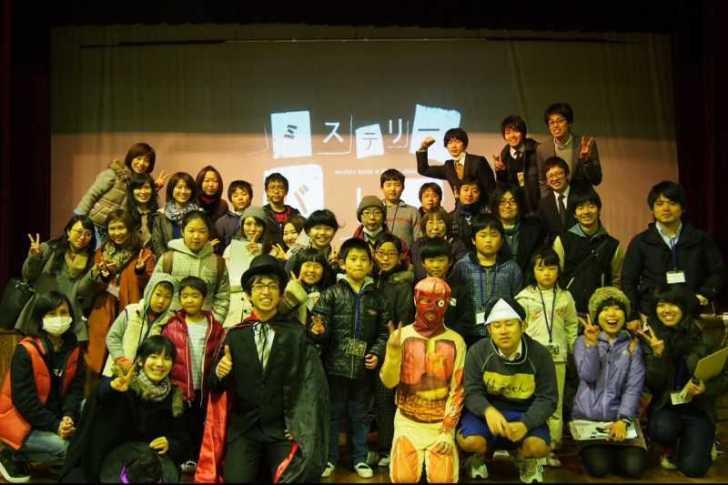 廃校謎解き脱出ゲームで地域おこし!約100名の参加者が愛知県新城市を訪れました!!!! (33)