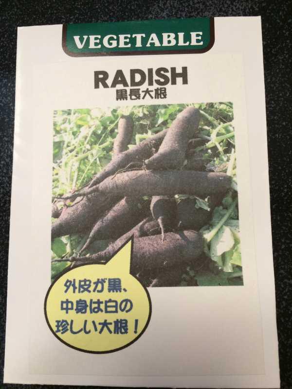 【珍しい野菜栽培】2.育てるレア野菜の種は通販で。藤田種子で発注しました! (7)