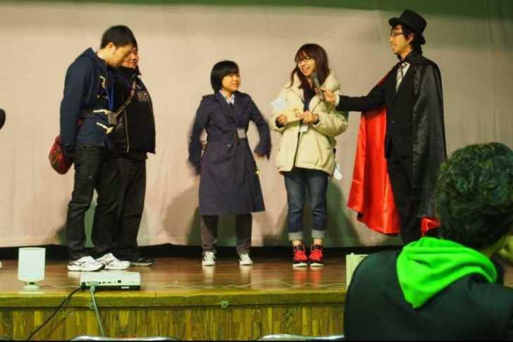 廃校謎解き脱出ゲームで地域おこし!約100名の参加者が愛知県新城市を訪れました!!!! (32)