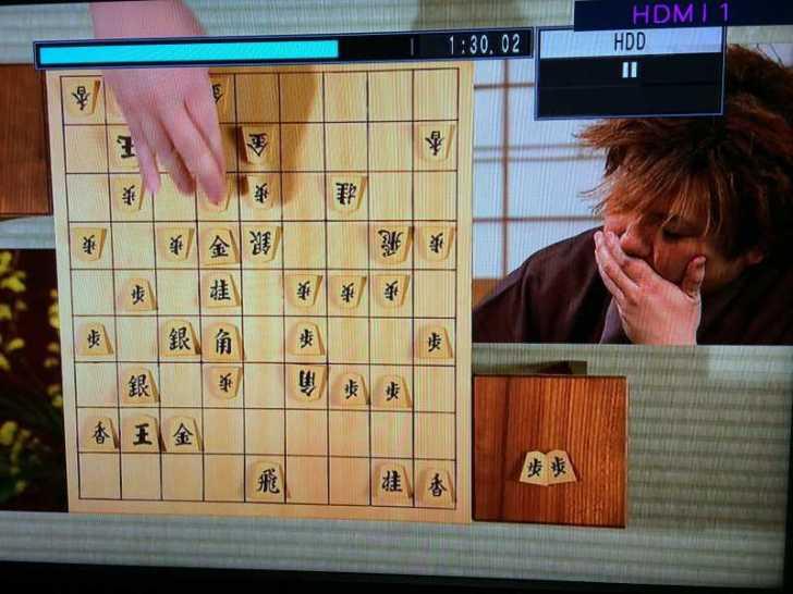 橋本崇載八段が二歩の反則負けでびっくり!将棋界の革命児ハッシーをしらない方に紹介したい! (1)