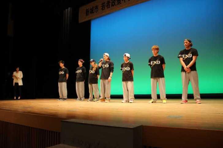 愛知県新城市の若者政策キックオフシンポジウムで田實健一さんと対談してきました! (8)