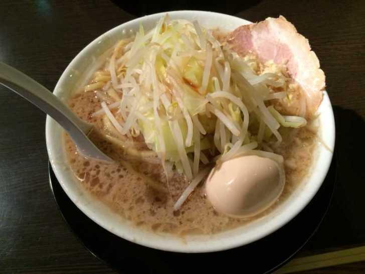 麺屋「天赦」 - 愛知県新城市の二郎系のがっつりラーメン (3)