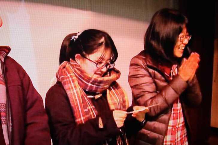 協和小での廃校脱出ゲーム企画がテレビ放送されたよ! (9)