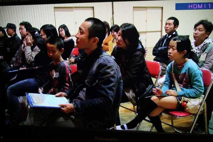 協和小での廃校脱出ゲーム企画がテレビ放送されたよ! (4)