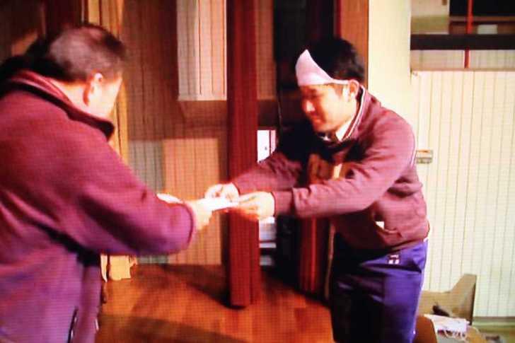 協和小での廃校脱出ゲーム企画がテレビ放送されたよ! (10)