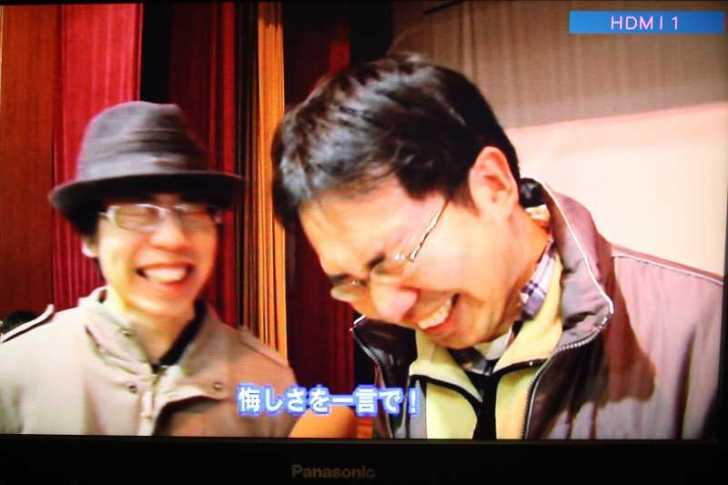 協和小での廃校脱出ゲーム企画がテレビ放送されたよ! (11)