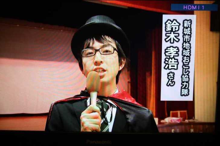 協和小での廃校脱出ゲーム企画がテレビ放送されたよ! (12)