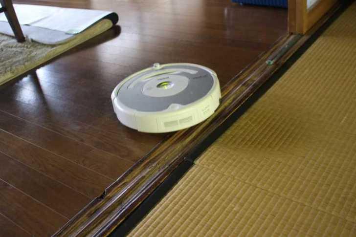 家事の中で掃除がいちばん嫌い → ルンバ買った!家族増えた!! (2)