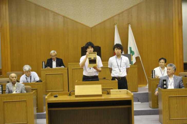 新城市で第一回若者議会が開催!各委員の所信表明+議長が決定しました! (9)