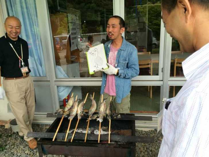 グリーンツーリズム上級編コーディネーターコースを奥三河豊根村で受けてきました! (2)