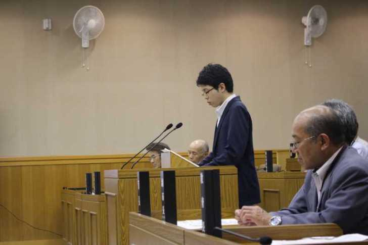 新城市で第一回若者議会が開催!各委員の所信表明+議長が決定しました! (14)