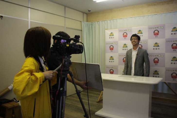 新城全域の謎解きイベント「ミステリーバトル」のためテレビ出演してきました【ティーズ】 (1)
