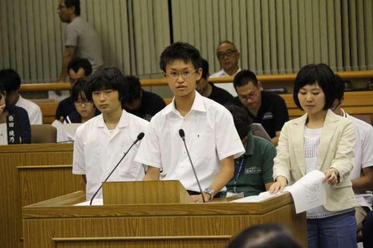 若者議会の委員20名が作った6つの政策を紹介【愛知県新城市】 (5)