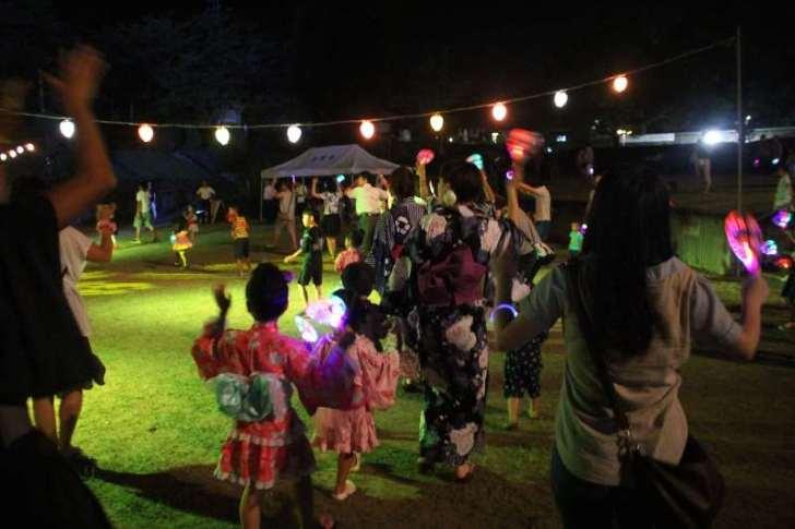 新城市の盆ダンスが盆踊り革命だった!面白いので日本全国に普及すべし!! (9)