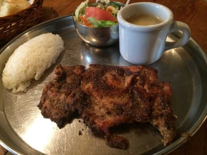 新宿「ひつじや」の羊肉がおいしすぎてやばい!特にランチはうまい安いで価格破壊レベル!! (7)