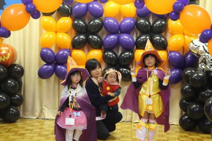 お寺でのハロウィンパーティー開催!仮装しての謎解きが色とりどりで楽しすぎる! (7)