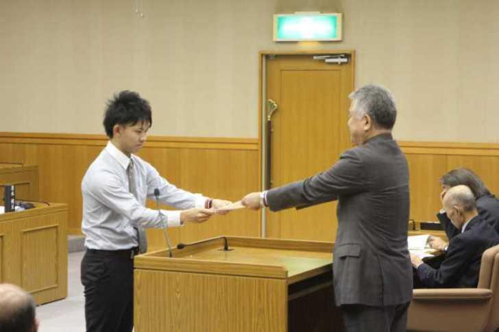 若者議会の政策が市長に答申されました!6つの政策の事業費は約1000万円【愛知県新城市】 (13)