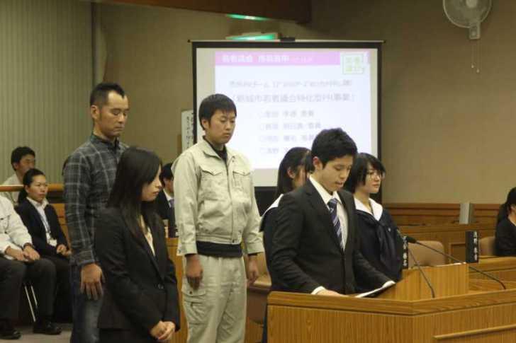 若者議会の政策が市長に答申されました!6つの政策の事業費は約1000万円【愛知県新城市】 (8)