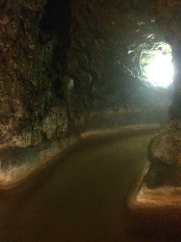 超おすすめの洞窟温泉は熊本県天草の「湯楽亭」 源泉かけ流しの2種類の温泉がやばい (6)