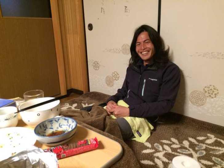 4年半かけて世界を自転車で70000㎞以上走った世界一周チャリダー「伊藤篤史」、我が家に現る! (2)