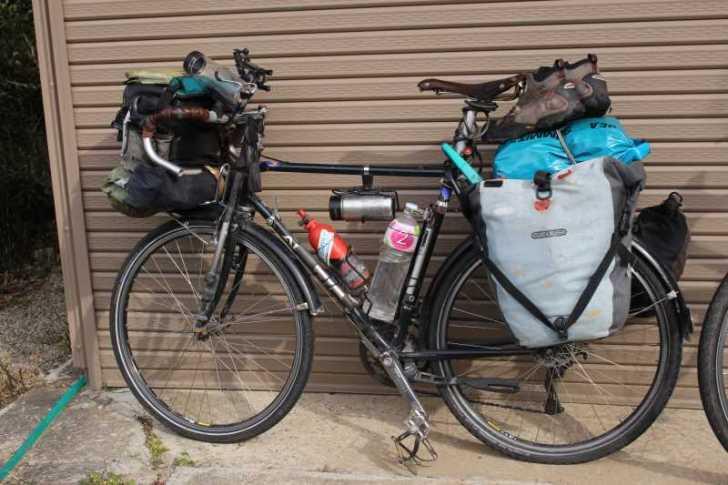 4年半かけて世界を自転車で70000㎞以上走った世界一周チャリダー「伊藤篤史」、我が家に現る! (1)