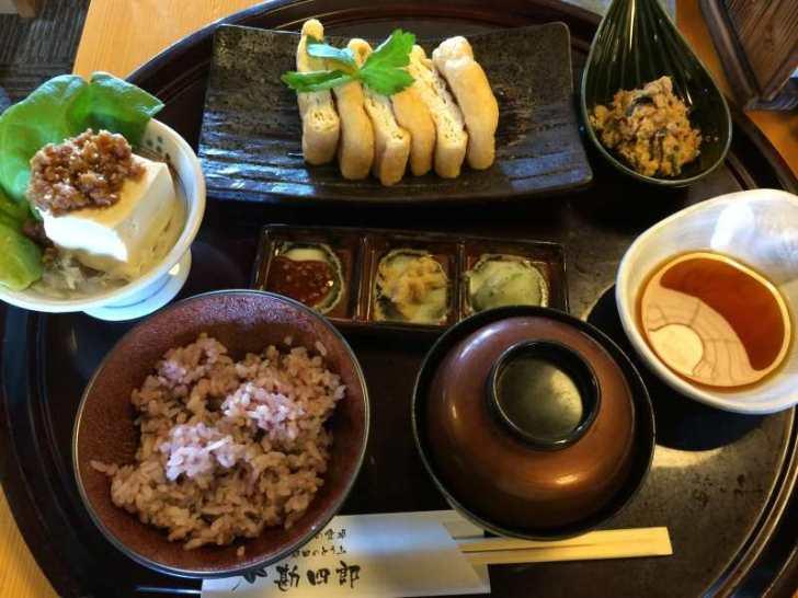 浜松市北区のおいしい豆腐料理・湯葉料理の店「勘四朗」がおすすめ! (11)