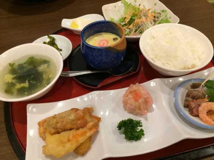 名古屋市中川区の中華料理屋「相羽」の幻の天津飯食べてきました!ランチおいしい!! (9)