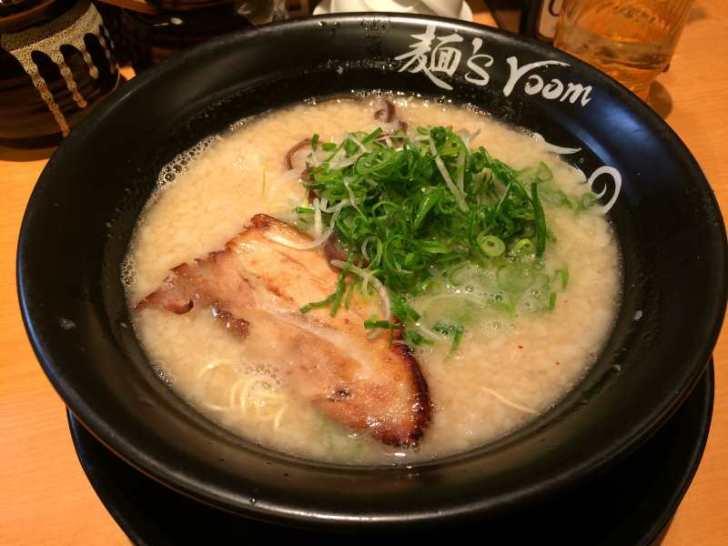 大阪を経由するときにおすすめのラーメン屋「なんば駅の神虎」「新大阪駅の武者麺」 (2)