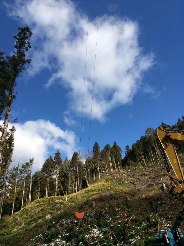 おむすビーズの林業インターンシップに行ってきたよ!【高知県土佐町れいほく地域】 (7)