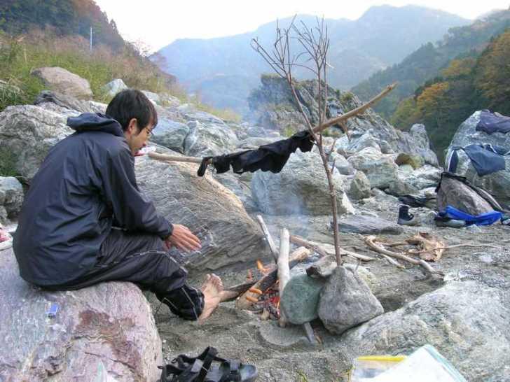 高知の吉野川を8年ぶりに見て、大学時代の四国カヌーツーリングを思い出した。カヌーよもやま話。 (5)