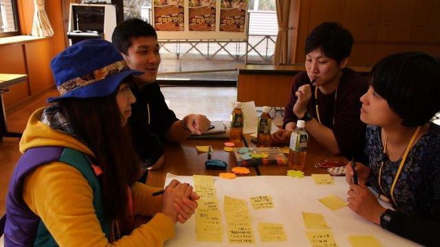 【どやばい村プロジェクト報告2】イベント2日目は、やばい解体BBQ・どやばい村会議 (7)