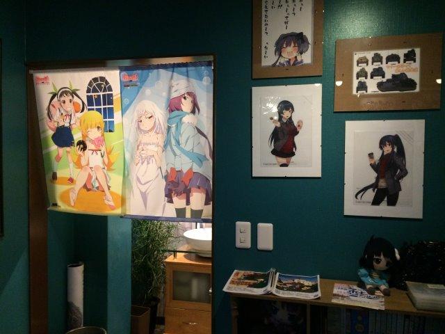 横浜駅のおすすめアニメバー「AnimationBar蕩-tore-」(※当ブログ割引あり) (1)