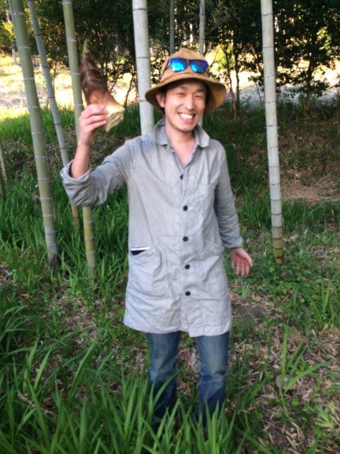 【田舎暮らしの春の旬】タケノコ掘りに、わらび、つくしを採って食べてみた! (2)