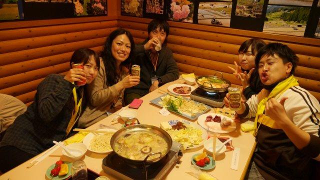 【どやばい村プロジェクト報告1】イベント初日は、どやばい地域視察・どやばい鍋交流会 (4)