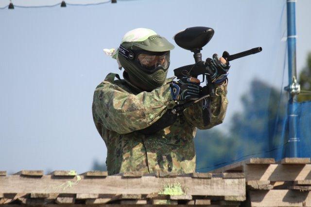 色つき銃のサバイバルゲームペイントボールが楽しすぎた!【名古屋近郊のサバゲー会場イナベ】 (6)