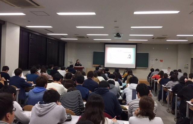 徳島大学でキャリアビジョンと自己分析