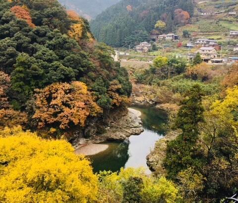 11月の締め日は、四国の真ん中で!
