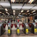 台湾旅行(夜市と地下鉄)
