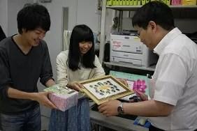 高橋先生お誕生日会(6/11)