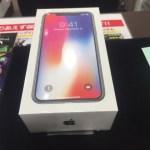iPhoneX!